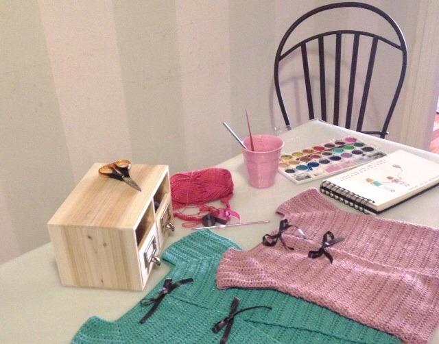 Mi taller en casa