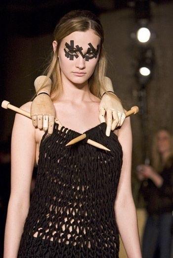 Knitting Halloween