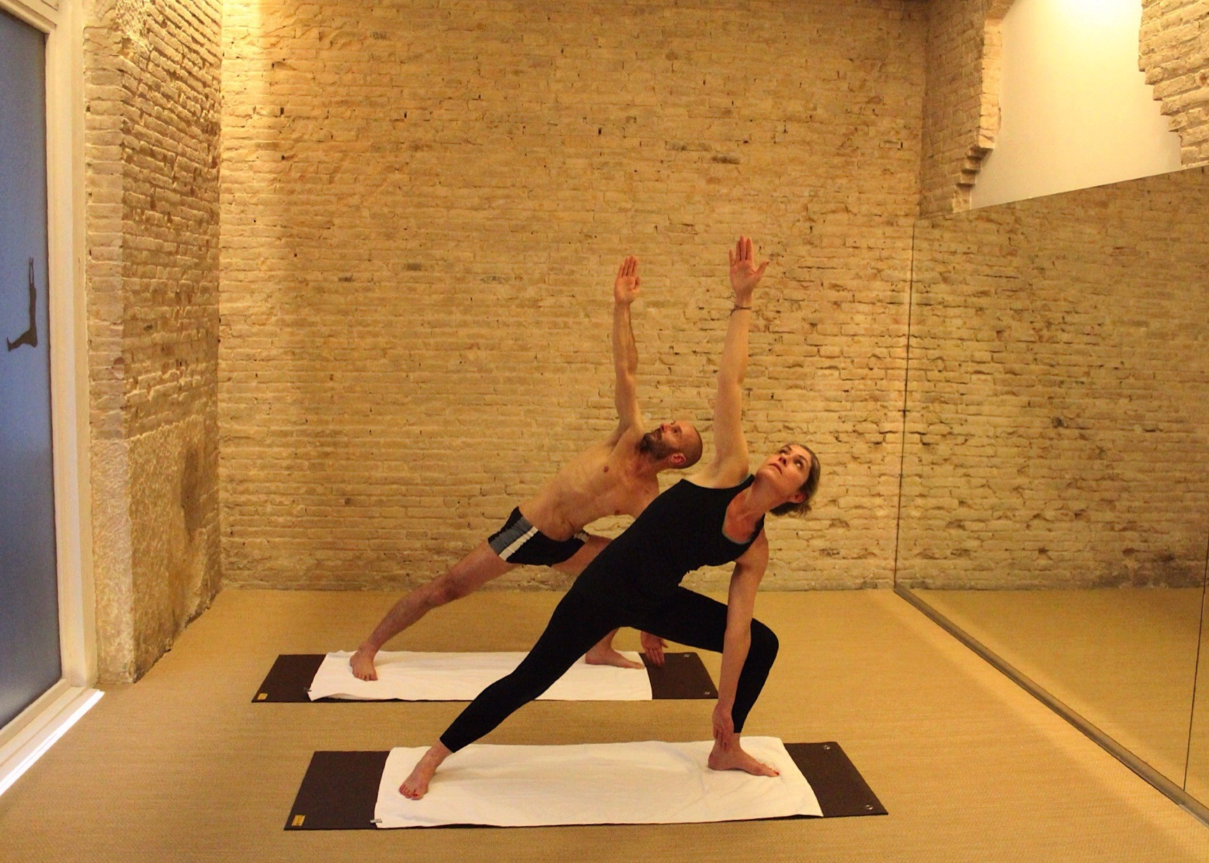 "Bikram yoga, el deporte que ""engancha"""