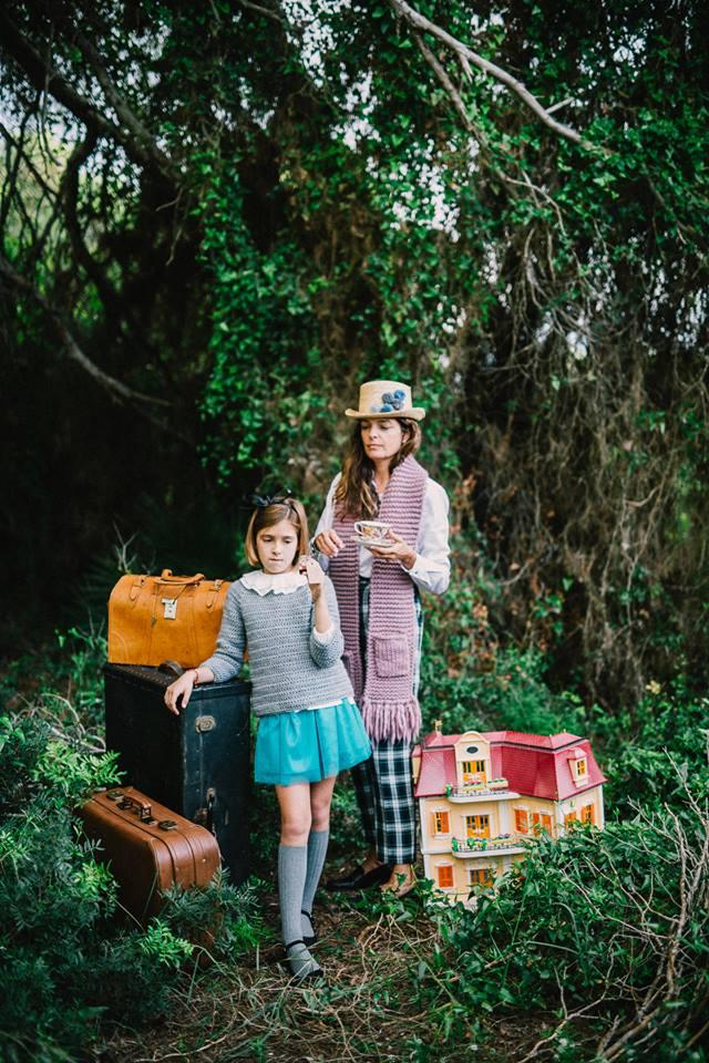 Tejiendo un cuento … Alicia en el País de las Maravillas