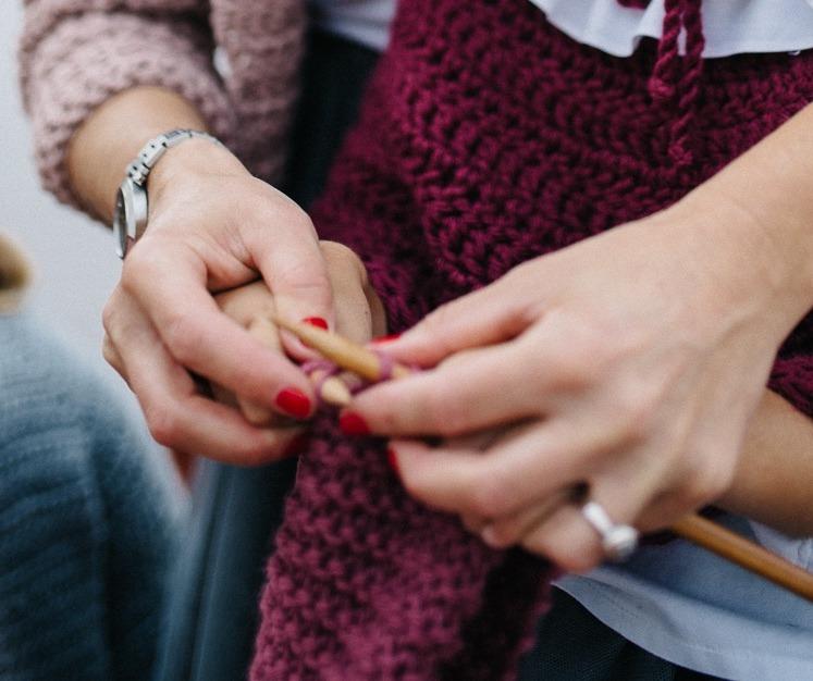 5 consejos y un patrón para empezar a tejer