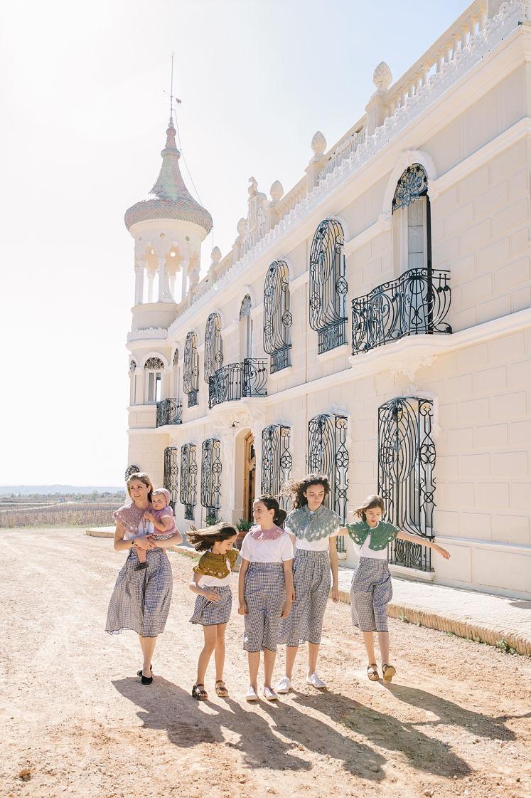 Recordando mi infancia en #tejiendounsueñodeverano y ¡felices vacaciones!